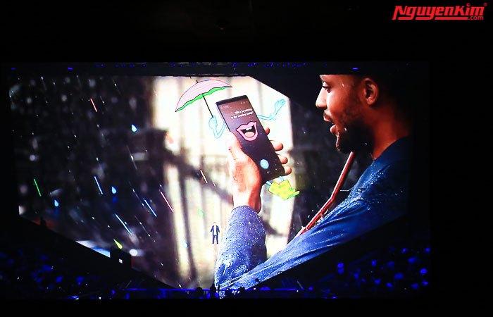Điện thoại Galaxy Note 8 tích hợp chuẩn IP68