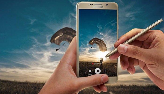 Galaxy Note 8 có camera kép 12MP
