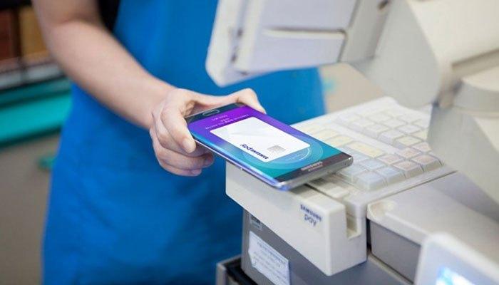 Thanh toán hiện đại trên Galaxy Note 8 bằng Samsung Pay