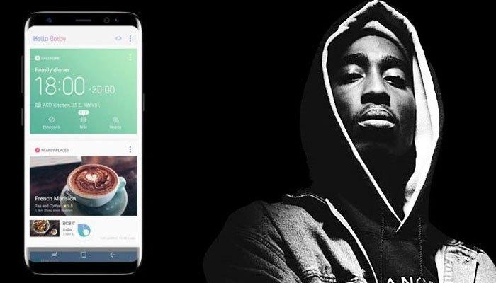 Bixby trên điện thoại Galaxy S8 khiến người dùng kinh ngạc vì khả năng đọc rap và Beatbox điêu luyện