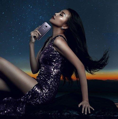 Điện thoại Galaxy S8 Plus Tím Khói mở ra trào lưu mới trong thời trang và nhiều lĩnh vực khác