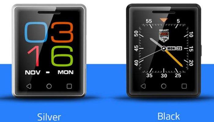 Điện thoại Vphone S8 có 2 phiên bản màu sắc