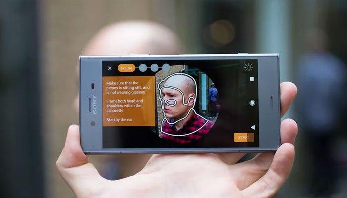Sony Xperia XZ1 hỗ trợ quét 3D