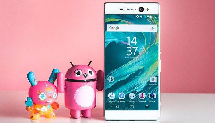 Màn hình Full HD kích thước 6 inch đầy trải nghiệm của điện thoại Sony Xperia XA Ultra F3216VN