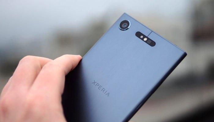 Camera điện thoại Sony Xperia XZ1 độ phân giải 19MP