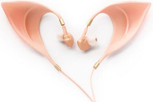 Chiếc tai nghe có thiết kế lạ mắt đang gây sốt vừa qua