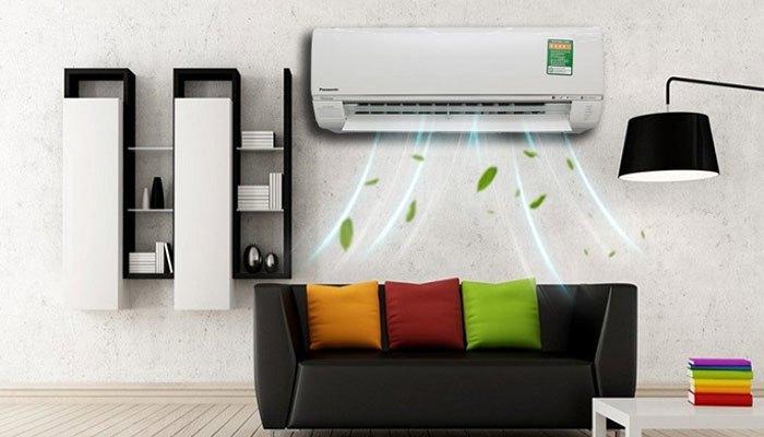 Máy lạnh Panasonic sở hữu mức công suất đa dạng