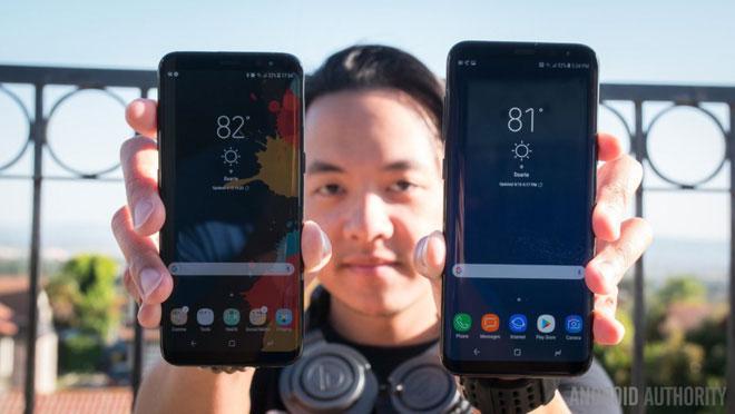 Bộ đôi Galaxy S9 và S9+ sẽ ra mắt vào năm 2018