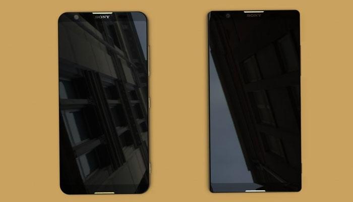 Viền màn hình điện thoại siêu mỏng