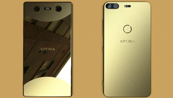 Chiếc điện thoại Sony này sẽ có camera kép