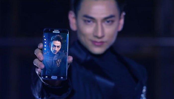 Điện thoại Galaxy J7 Prime được coi là flagship của Samsung ở phân khúc tầm trung