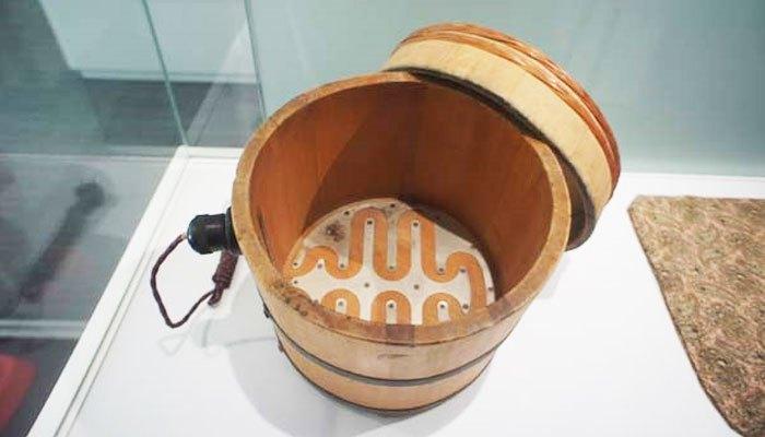 Nồi cơm điện bằng gỗ độc đáo của Sony