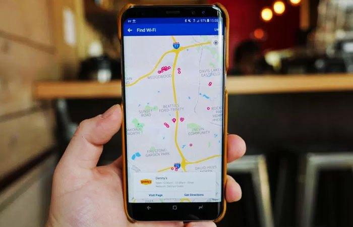 Các điểm phát WiFi trên Facebook được cộng đồng chia sẻ, bạn có thể dùng điện thoại hay máy tính để sử dụng