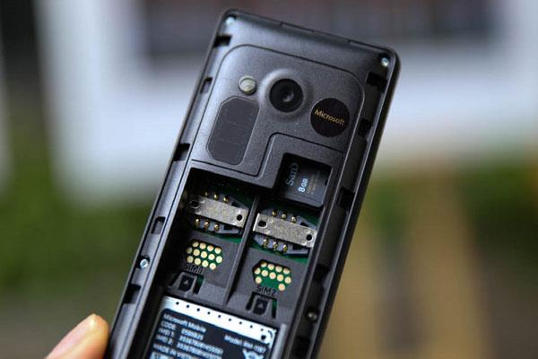 Điện thoại có 2 SIM vô cùng tiện lợi