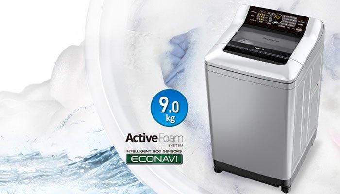 Cảm biến Econavi cho quần áo giặt sạch nhưng vẫn tiết kiệm thời gian và năng lượng