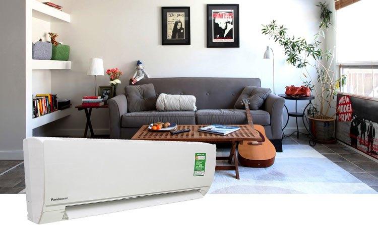 Máy lạnh Panasonic CU/CS-KC9QKH-8  mang lại không khí trong lành cho căn phòng bạn
