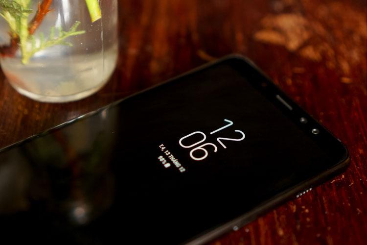 Hệ thống camera selfie kép là điều thu hút người hâm mộ trên Galaxy A8 và A8+