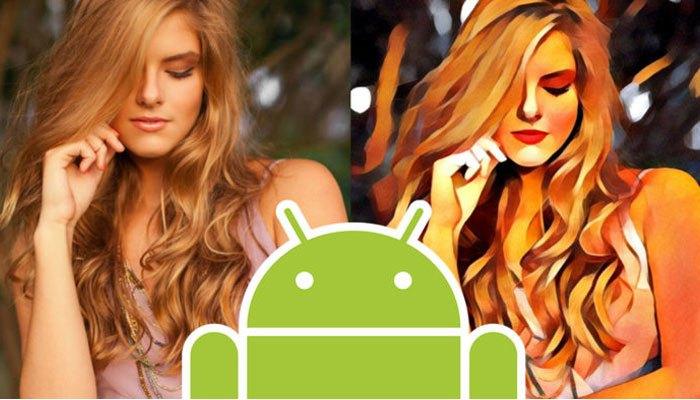 Ứng dụng chỉnh ảnh cho điện thoại Android