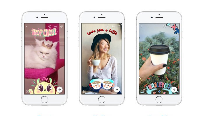 Không còn những dòng chữ nhàm chán, với tính năng mới của Facebok trên Messenger bạn có thể thoải mái thêm hiệu ứng vui nhộn để thực hiệm các cuộc chat trên điện thoại thú vị hơn