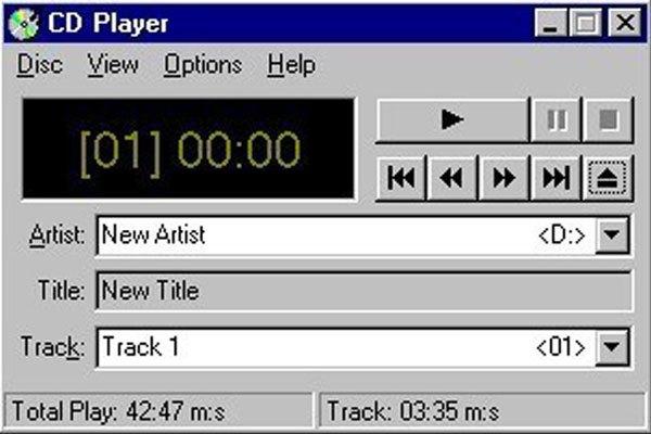 Trước khi có nhạc số, anh chị các bạn nghe nhạc từ những chiếc đĩa CD trên máy tính đấy!