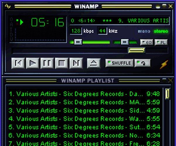 Hiện tại có bao nhiêu phần mềm nghe nhạc trên máy tính? Chắc không đếm hết đâu nhỉ! Nhưng thế kỷ trước phần mềm nghe nhạc MP3 Winamp được xem là đỉnh là rất được ưa chuộng.