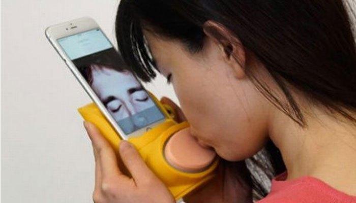 Thiết bị Kissenger trên điện thoại iPhone