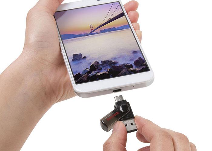 Cắm USB Type C vào điện thoại là kết nối được ngay