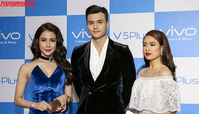 Vivo V5 Plus có mặt tại Việt Nam
