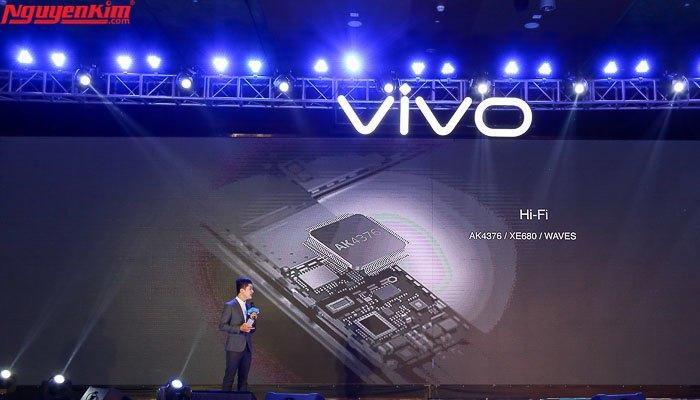 Cấu hình máy Vivo V5 Plus mạnh mẽ