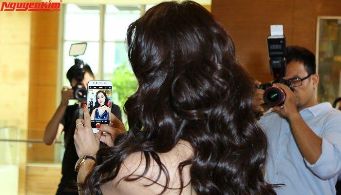 Vivo V5 Plus chụp hình selfie 20MP