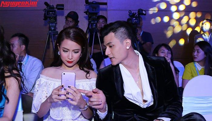 Sao Việt selfie cùng Vivo V5 Plus