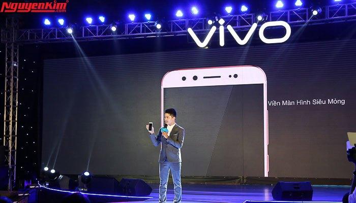 Họp báo ra mắt Vivo V5 Plus