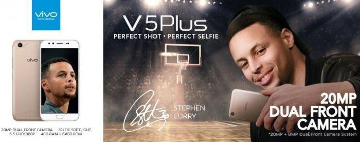 """Điện thoại ViVo V5 Plus cho những bức ảnh selfie """"lung linh"""" không tưởng"""