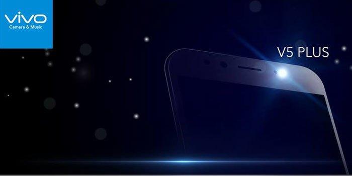Vivo V5 Plus chiếc điện thoại đầu tiên sở hữu camera trước kép trên thế giới