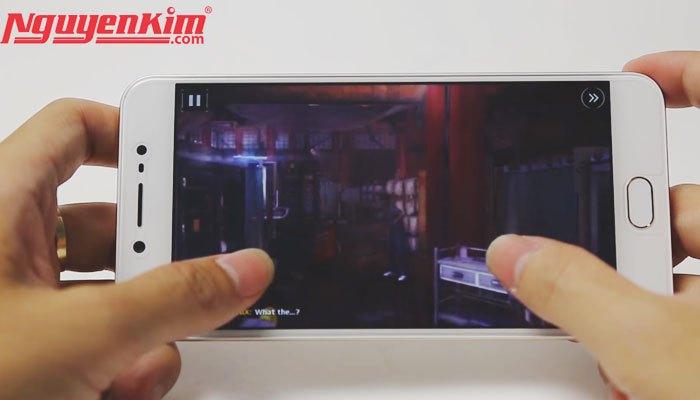 Cấu hình điện thoại Vivo V5s đáp ứng nhu cầu giải trí