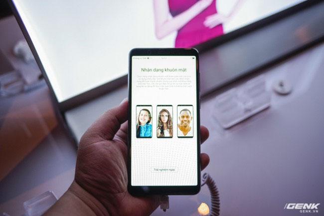 Vivo V7 tăng độ bảo mật hơn với công nghệ nhận diện khuôn mặt này