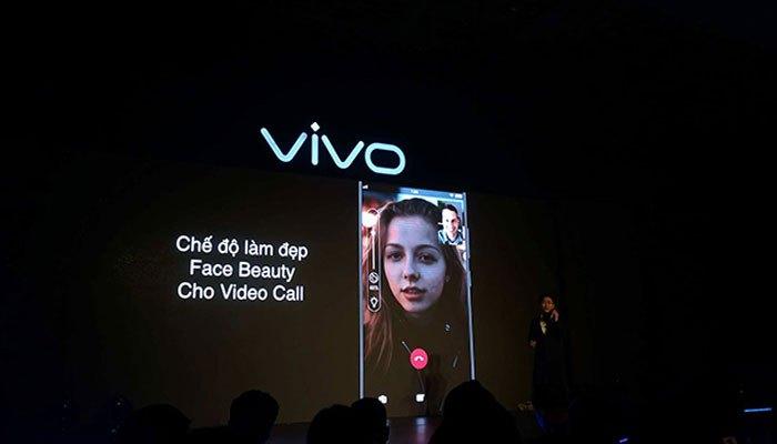 Sự kiện Vivo V7 Plus tại Việt Nam