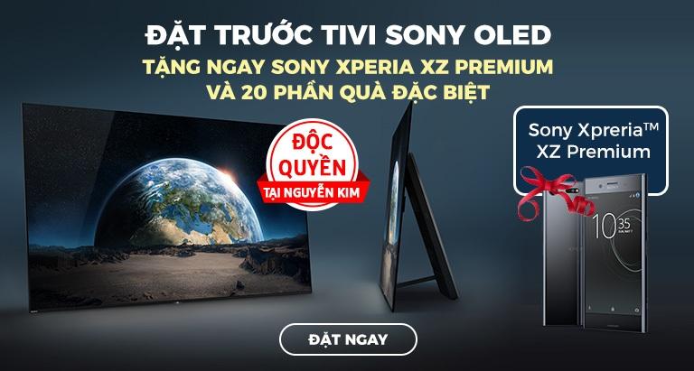 Đặt trước Tivi Sony Oled nhận ngay quà tặng đến 30 triệu đồng