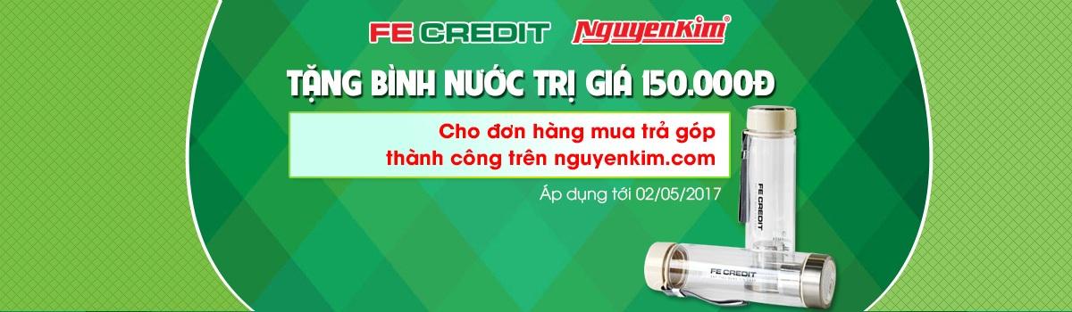 Tặng bình đun trị giá 150.000 VNĐ tại Nguyễn Kim