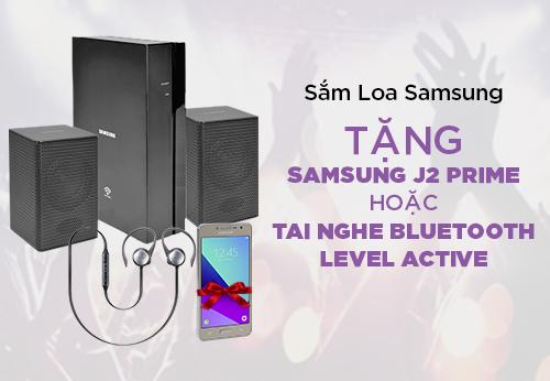 Mua Loa Samsung tặng điện thoại J2 Prime hoặc Tai nghe