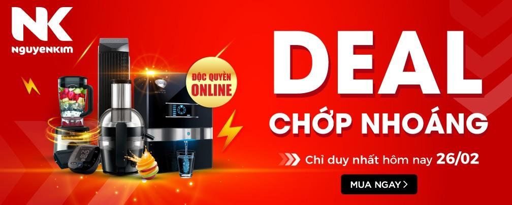 Deal Chớp Nhoáng - Flash Sale