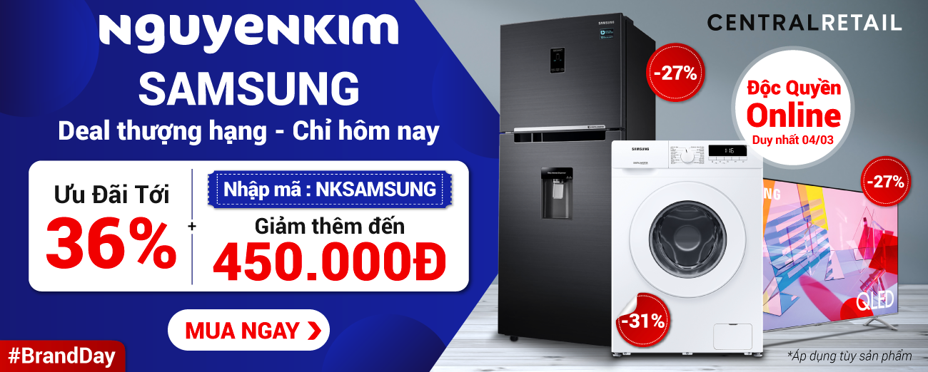 SAMSUNG - Deal thượng hạng - Chỉ hôm nay [Homepage]