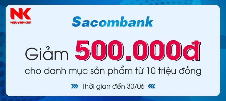 Chương trình liên kết Nguyễn Kim & Sacombank
