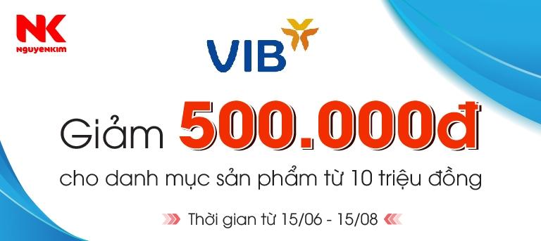 Chương trình liên kết Nguyễn Kim và VIB