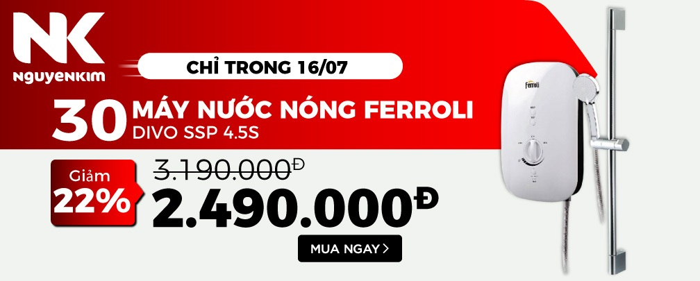 Flash sale tháng 7 - banner home