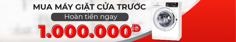 Mua máy giặt cửa trước_ Tặng tiền điện nước lên đến 1.500.000đ_KMHN