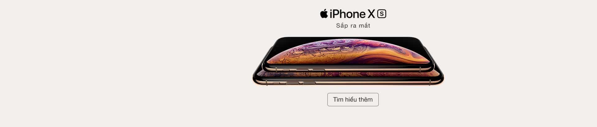 iPhone XS </br> Ưu đãi 4 triệu