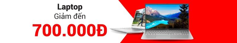 KMHN - Tháng 10 Laptop