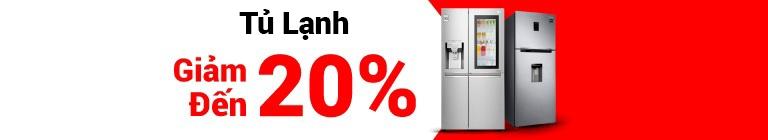 KMHN tháng 10 - Tủ lạnh