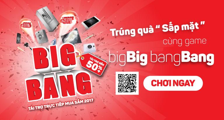 [Khuyến mãi Nguyễn Kim] Khuyến mãi Nguyễn Kim – Game bigbig bangbang